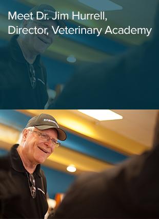 Dr. Jim Hurrell Biography