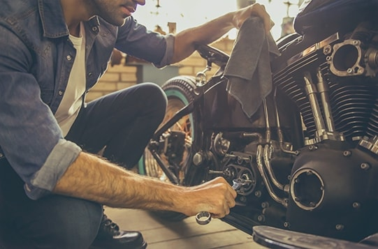 Why Become a Motorcycle Mechanic?