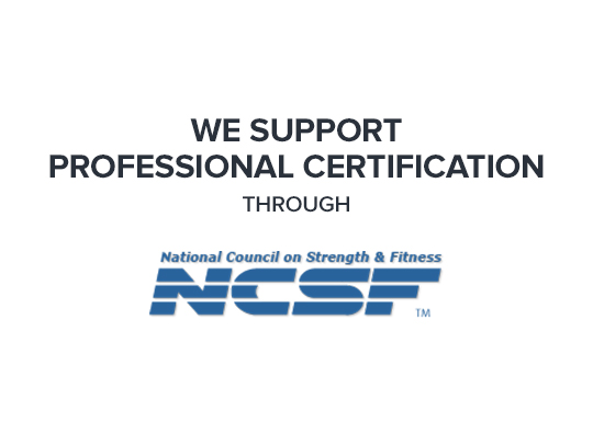 Prepare for the NCSF certification exam