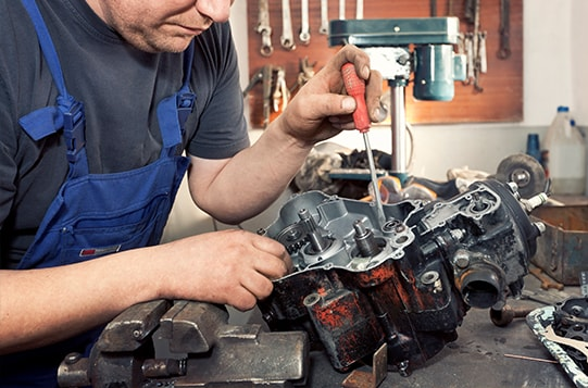 Why Become a Small Engine Mechanic?