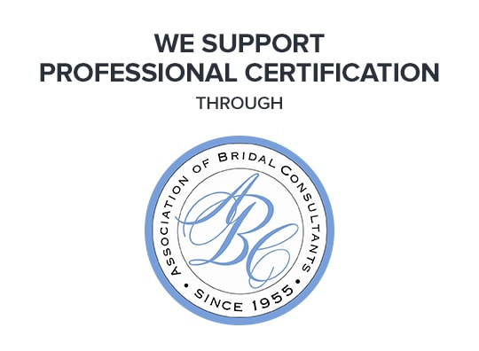 Association of Bridal Consultants Exam, Certification, and Membership
