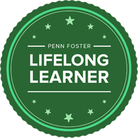 Penn Foster Lifelong Learners seal
