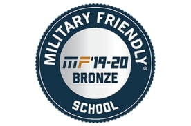 Penn Foster military friendly bronze status
