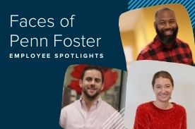 Faces of Penn Foster.