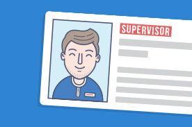 how to become a retail supervisor