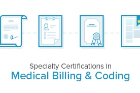 specialty certifications in medical billing and coding