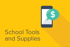 School Tools and Supplies