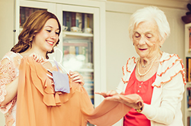 what does a personal caregiver do