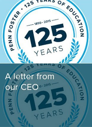 Celebrating our 125th Anniversary | Penn Foster