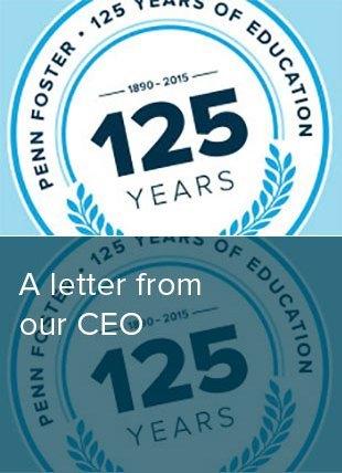 Penn Foster 125 anniversary