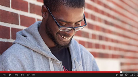 Eric Daniels - Penn Foster Youth Build Graduate