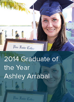 Ashley Arrabal Penn Foster Graduate