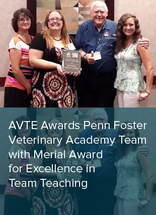 Penn Foster Veterinary Academy Team