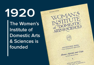 Womens Institute of Domestic Arts and Sciences