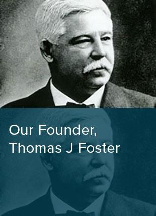 Thomas Foster Penn Foster Founder