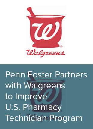 Walgreens Penn Foster partnership