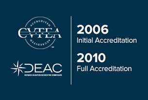 Penn Foster Full Accreditation in 2010