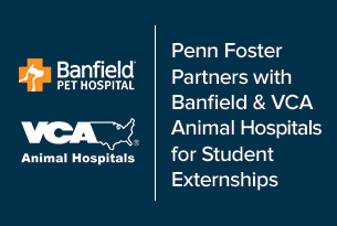 Penn Foster Partners with Banfield and VCA