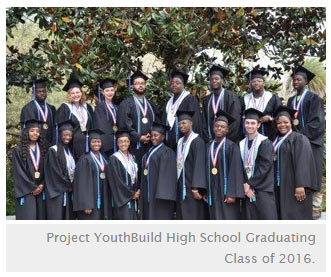 YouthBuild High School Graduates