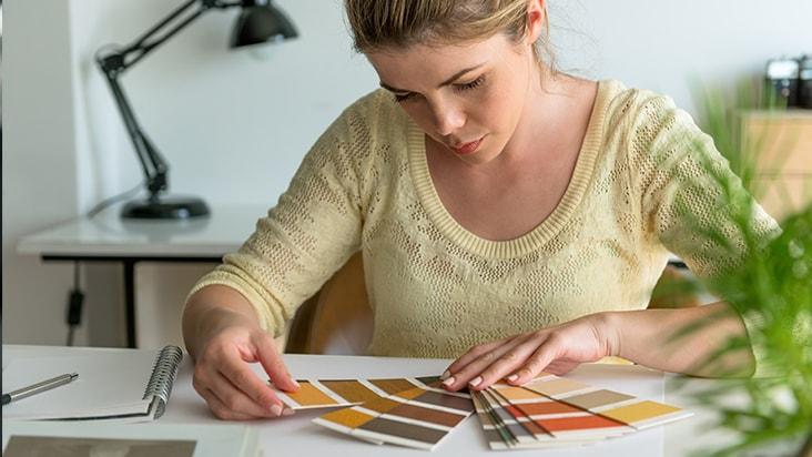 Captivating Penn Foster College Graduate. Interior Design Student