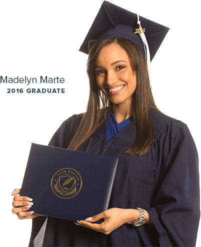 Madelyn 2016 Penn Foster High School Graduate