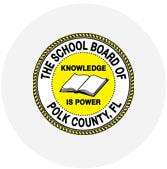 Polk County School Logo