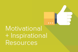 Student Motivational Inspirational Resources