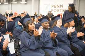 Confident Penn Foster Students