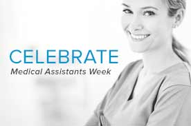 medical assistants recognition week