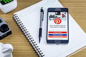 Pinterest for nutrition or fitness business