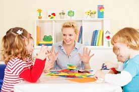 roles as an early childhood education teachers